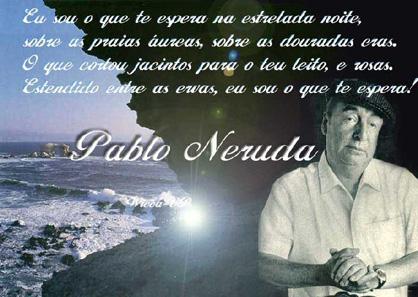 Pablo Neruda despedida